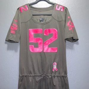 Nike Green Bay Packers #52 Clay Matthews